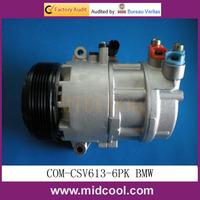 Calsonic CSV613 Compressor for BMW E46,Z4 OEM#64526908660 64526918751