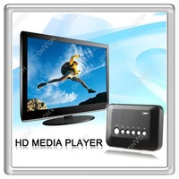 S5Y HD TV Digital Media Player For RMVB MP4 AVI MPEG Divx in HDD SD MMC Card USB