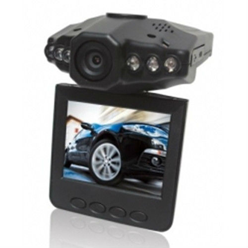 "Factory Price 1920*1080p H198 Cctv Security Camera with 2.5"" LCD 270 Degree 6 IR LED Car Camera Video Recorder(P-02A)(China (Mainland))"