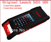 2014 Top Rated Free Update Factory Price 100% Original X431 GDS scan tool with WIFI DHL Free Shipping