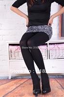 Stripe pattern lady tights women pantyhose of Valentine gift  leg warmer winter fashion slim opaque tights free shipping 820t