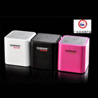 V-1500 mini portable usb battery dual audio 3