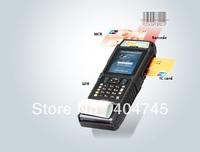 Mobile POS IP54 Rugged Handheld computer,Mobile Data Terminal,Industrial PDA,MSR,barcode,EMV Thermal printer,GPS/GPRS