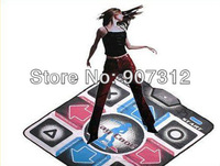 Hot Sell! Non-Slip Dancing Step PC USB Dance Mat Mats Pads,Free Shipping, 1pcs/lot,Wholesale/Retail