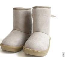 Wholesale ! new 6pcs Children's shoes  Children snow boots warm shoes, cotton shoes, lace non-slip warm boots winter boots(China (Mainland))
