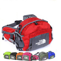 Outdoor waist pack multifunctional single backpack ride cross-body hiking sports waist pack haversack