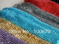 Mini metallic cloth / decorative mesh fabric