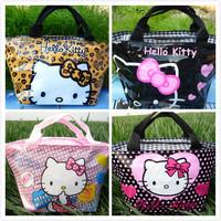 4PC Perfect Lot of Hello kitty lunch bag Girls Handbag#18