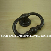 L55mm Free shipping zinc alloy drawer bedroom wardrobe pull knob
