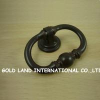 L55mm Free shipping zinc alloy drawer bedroom wardrobe pull knob