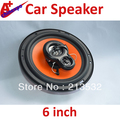 6 inch A pair Black Hawk Super quality Coaxial car speaker