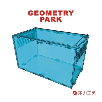Acrylic  reptile box   Acrylic reptile terrarium 25cm*15cm*15cm