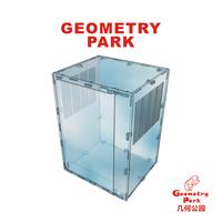 Acrylic  reptile box   Acrylic reptile terrarium 25cm*20cm*33cm