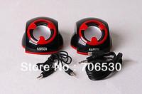 Wholesales Mini Laptop Speaker MP3 Speaker Portable Speakers USB Separated Style Unique ER1026V