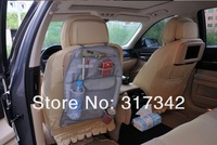 wholesale-Car Auto Back Seat Hanging Organizer Collector Storage Multi-Pocket Hold Bag 1pc Free Shipping 902376-HQS-Y27690