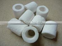 1 bag - Aquariums Filtrating Material /Ceramic Rings,Tubes / Filter Media - for Aquariums Pond / Tank filtration - Free Shipping