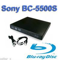 Free 3D Glass+Free Shipping USB 2.0 External blu ray drive Blu-ray Combo BD-ROM DVD/CD Burner For Laptop PC /Desktop computer