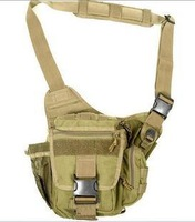 Obliquely hanging messenger bag super bag sports bag camera bag backpack muddy