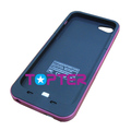 2000 mah for iphone 5 battery portable battery charger with retail package