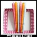 Free Shipping wholesale 4000pcs(2000pair)/lot Aromatherapy Ear Candle Detox Ear Candle Pure Essential Oil