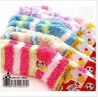 Children socks thickening type thermal towel socks cashmere socks floor socks 353125