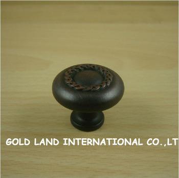 D32mm Free shipping zinc alloy furniture knob drawer knob& cabinet knob &drawer knobs