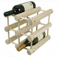 Solid wood wine rack wooden wine rack theroom wine rack theroom wood bottle