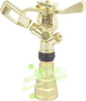 Gardening Supplies / lawn sprinkler / Cu / automatic rotating rocker sprayers (copper bird) / copper spray / copper sprinklers