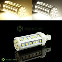 G24d-1 9W Warm White 48-5050 SMD LED 624LM lights Corn Light Bulb Lamp AC 85V~265V