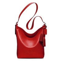 Free shipping 2012 ladies fashion tote Legacy genuine leather shoulder bag tassel bags first layer of cowhide women's handbag
