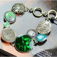 S0224057 ladies pretty bracelet vintage bracelet wholesale 12PCS/LOT FREE SHIPPING