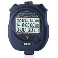 TF PC3860 LCD Digital Sport 60 Memory Stopwatch