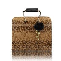 2014  new  fashion high  vintage leopard print women's handbags shoulder bag tote bags