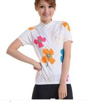 2013 Ladies' Short Sleeve Cycling Jerseys, Bicycling Wear, Bike Bicycle Clothing for Women & Girls