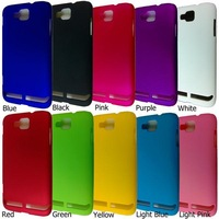 hot sell  free shipping  20pcs/lot Rubber Hard Back Cover Case for Samsung Ativ S i8750 Windows 8
