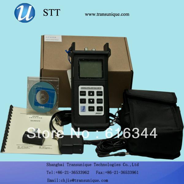 Telecommunication Networking Equipment Optical Fiber Multimeter for Testing Maintenance CATV(China (Mainland))