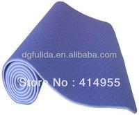 Hot sale non-slip natural rubber yoga mat