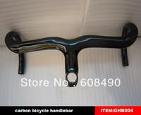 carbon integrated road bike handlebar 440*120mm