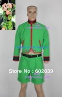 Hunter X Hunter Gon Freecss Cosplay Costume include belt GOOD quality ACGcosplay