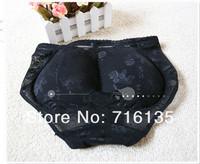 60pcs/lot Buttock Pad Body Shaping Shorts Soft Sponge Raise Buttocks Women Panties Low Waist Hold Buttock Shape Panties(OPP bag)