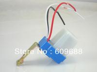 Auto On Off Light Switch Photo Control Sensor 10A /220V,110V,12V,24V