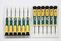 BEST screwdriver bit set kit T2 T3 T4 T5 T6 T8 PH00 PH000 5 star pentalobe ,computer and mobile phone repair tool