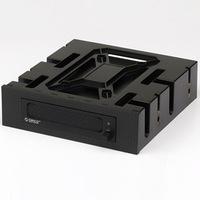 Orico brp525 desktop 5.25 3.5 plastic multifunctional adapter optical drive bit floppy drive rack