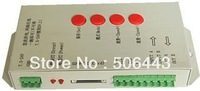 T-1000S SD card led pixel controller,2012 new version