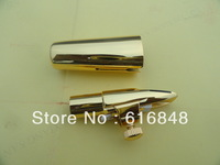Wholesale-- (Selmer). Metal jazz soprano saxophone gold-plated size seven straight mouthpiece