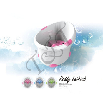 Cute Portable Baby Bathtub with Chair