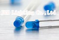 Free shipping 3mm Blue Diffused LED LBT30B2D-ESA-C 2.9~3.5V 2000~3500mcd 60deg
