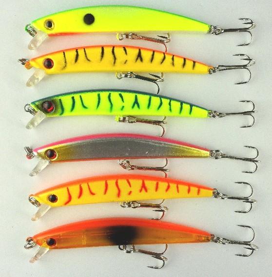 fishing lures minnow fishing tackle pencil fishing lure 10cm 13.7g, Fly Fishing Bait
