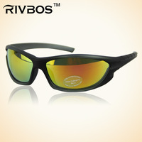 Rivbos male ride sports anti-uv glasses slip-resistant mountain bike running outdoor glasses rt6193