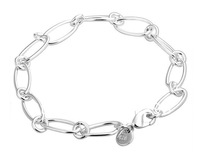 Free  shipping   925 silver ornament bracelet female bracelet